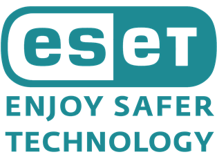ESET enjoy safer technology logo