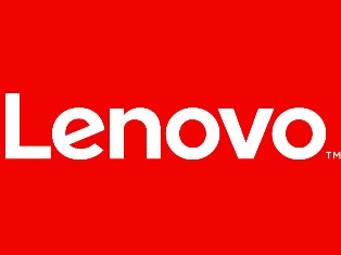 lenovo logo red